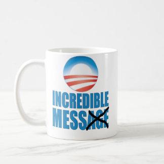 Lío increíble - Obama anti Tazas