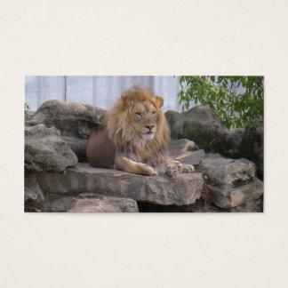 lion1 business card