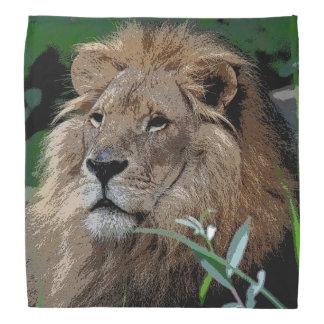 Lion20150805 Bandana