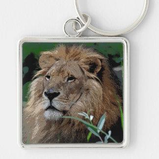Lion20150805 Keychain