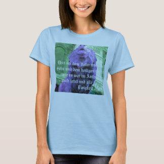 lion32, Ehre sei dem Vater und dem Sohn und dem... T-Shirt