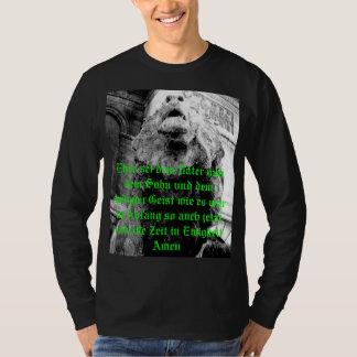 lion33, Ehre sei dem Vater und dem Sohn und dem... T Shirt
