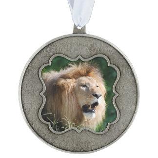 lion-112 adorno ondulado