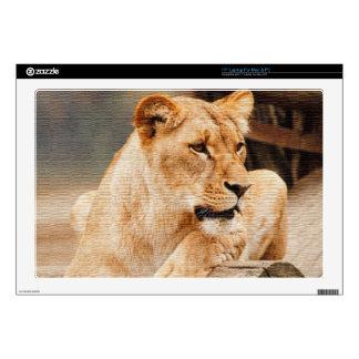 """LION 17"""" LAPTOP SKIN"""