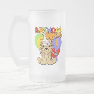 Lion 1st Birthay Mug