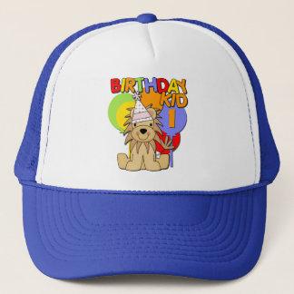 Lion 1st Birthay Trucker Hat