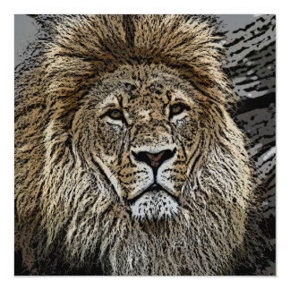 Lion_2015_0501 Magnetic Card