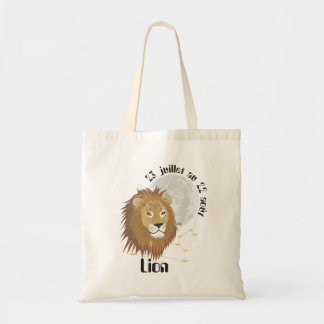 Lion 23 juillet au 22 août Sac