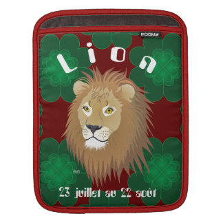 Lion 23 juillet outer 22 août Rickshaw sleeve