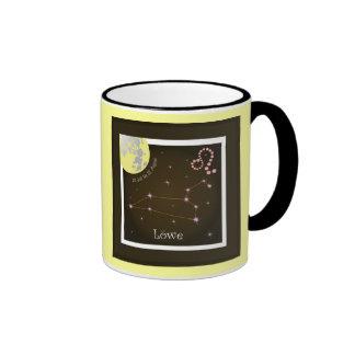 _lion 23. July to 22. August cup Coffee Mug