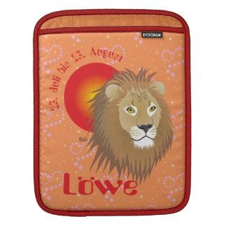 _lion 23. July to 22. August Rickshaw sleeve