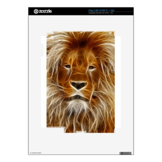Lion #2 decals for the iPad 2
