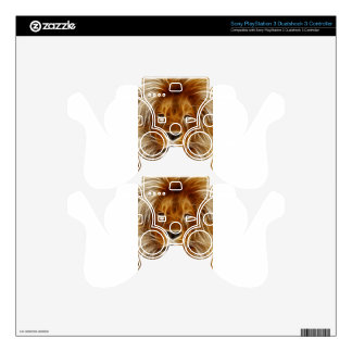 Lion #2 PS3 controller skins
