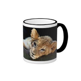 Lion#2/Ringer mug