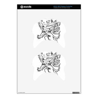 Lion #4 xbox 360 controller skins