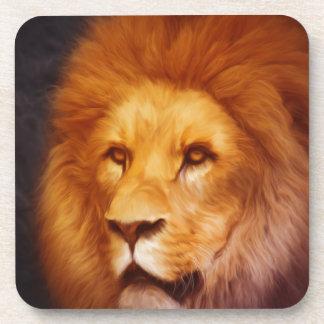lion-6175 beverage coaster