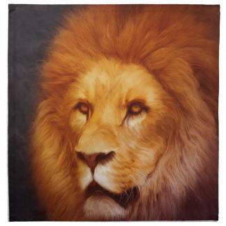 lion-6175 cloth napkin