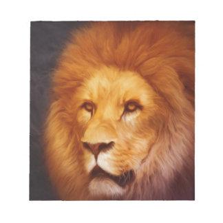 lion-6175 note pad