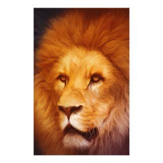 lion-6175 stationery