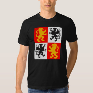 Lion and Griffin Tabard Shirt