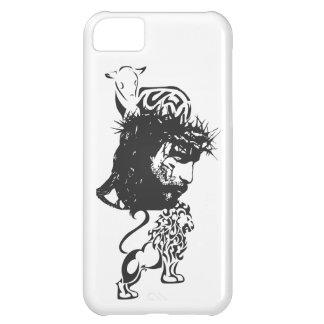 Lion and Lamb case iPhone 5C Case