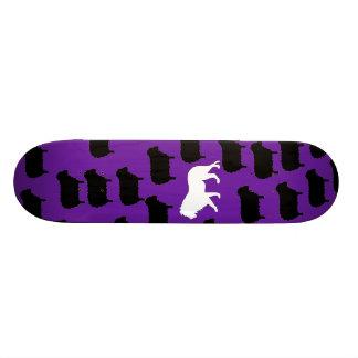 Lion and sheeps skate decks