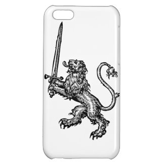 Lion and Sword iPhone case iPhone 5C Case