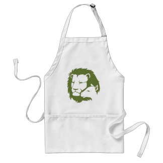 Lion and The Lamb Adult Apron