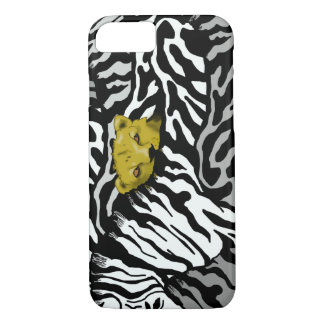 LION AND ZEBRAS iPhone 7 CASE