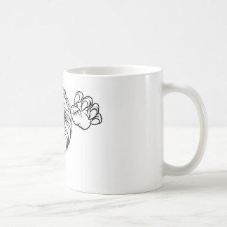 Lion Animal Sports Mascot Coffee Mug