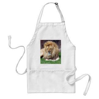 Lion Around Adult Apron
