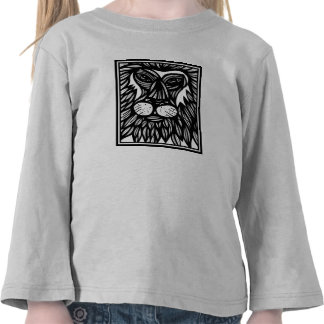 Lion Art T-shirts