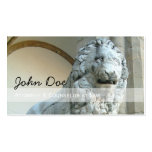 Lion Attorney business card