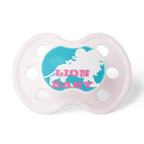 LION BABY PACIFIER