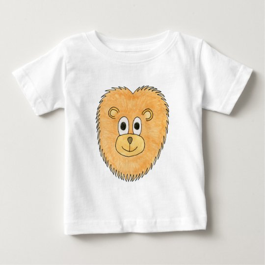 Lion. Baby T-Shirt