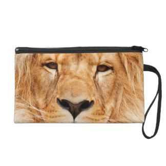 Lion Bag Wristlet