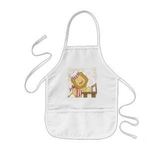 Lion Baker Kids' Apron