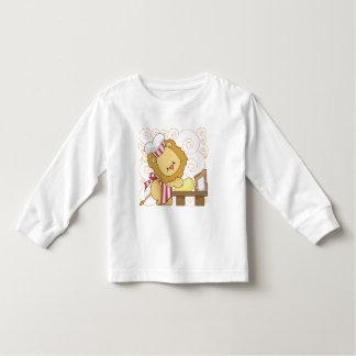 Lion Baker Toddler T-shirt