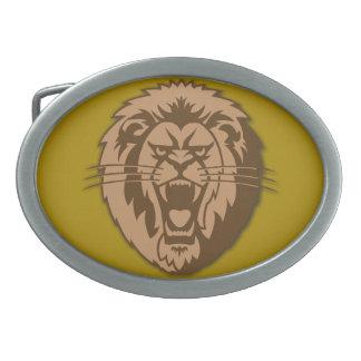 Lion Belt Buckle