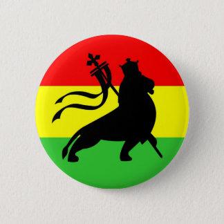 lion (black on RYG) Button