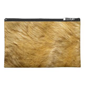 Lion Body Fur Skin Case Cover Travel Accessory Bag