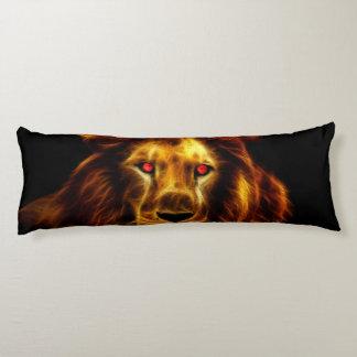 Lion Body Pillow
