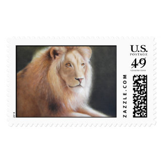 Lion, book of 39 cent stamps
