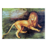 Lion by Albrecht Durer Posters