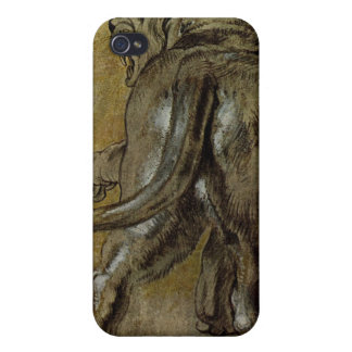 Lion by Paul Rubens Case For iPhone 4