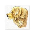 Lion Canvas Prints