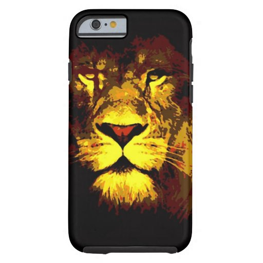 Lion iPhone 6 Case