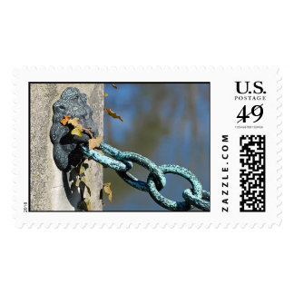 Lion Chain Postage