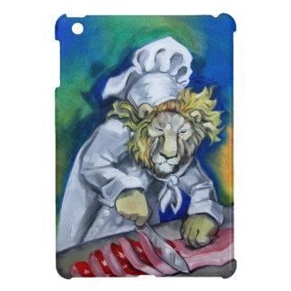 Lion Chef iPad Mini Cover