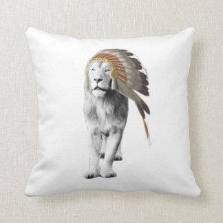 Lion Chief Pillows